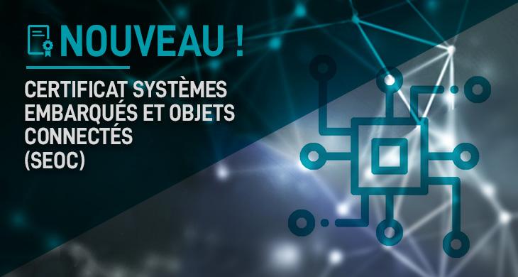 Systèmes embarqués et objets connectés