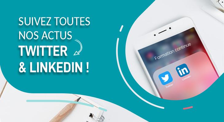 Suivez-nous !